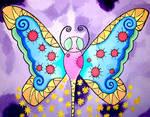 Twilight Butterfly: Dark