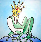 King Frogy the 3rd