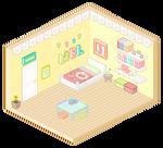 DaDe! Amelia's Room