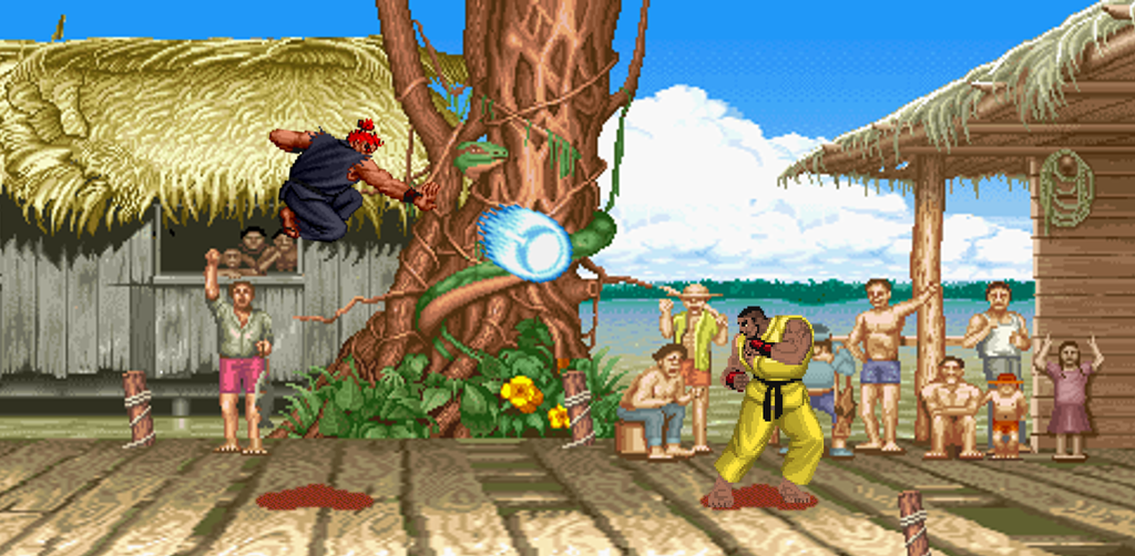 Sean Street Fighter Wallpaper 7214 | ENEWS