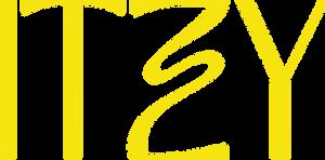 Itzy Guess Who ERA Logo Png JYP