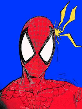 Spider-Man (Coloured)