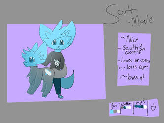 Scott ref by Splash-Pillows