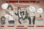 Zombie Apocalypse Meme by blogybo