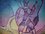 Esoteric warrior