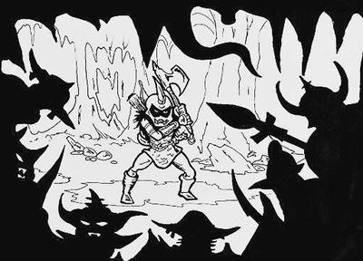 Subterranean ambush by benestro138