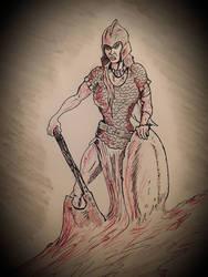 Warrior Queen by benestro138