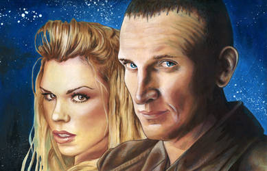 9th Doctor and Rose