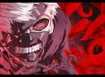Tokyo Ghoul - Ken Kaneki [Coloring]