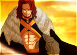 Fairy Tail 495 - Gildarts Clive [Coloring]