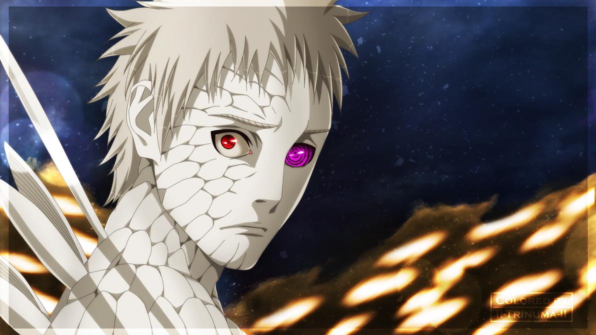 Naruto 638 - 2017 Remake by II-Trinuma-II