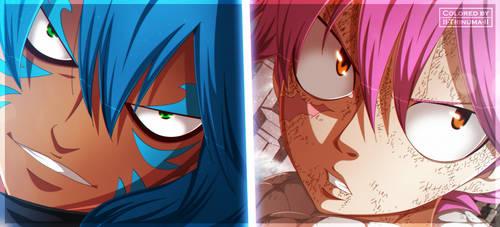 Fairy Tail 539 - World Destruction [Coloring] by II-Trinuma-II