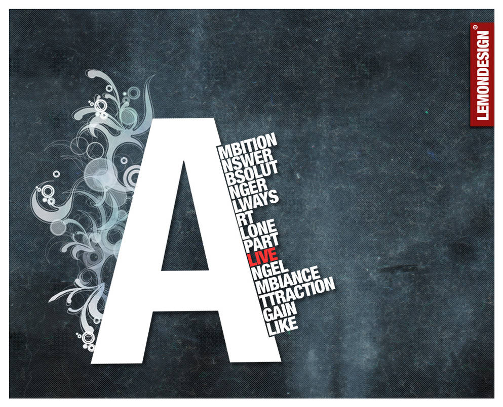 Typography-A