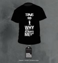 Travis Tshirt Design