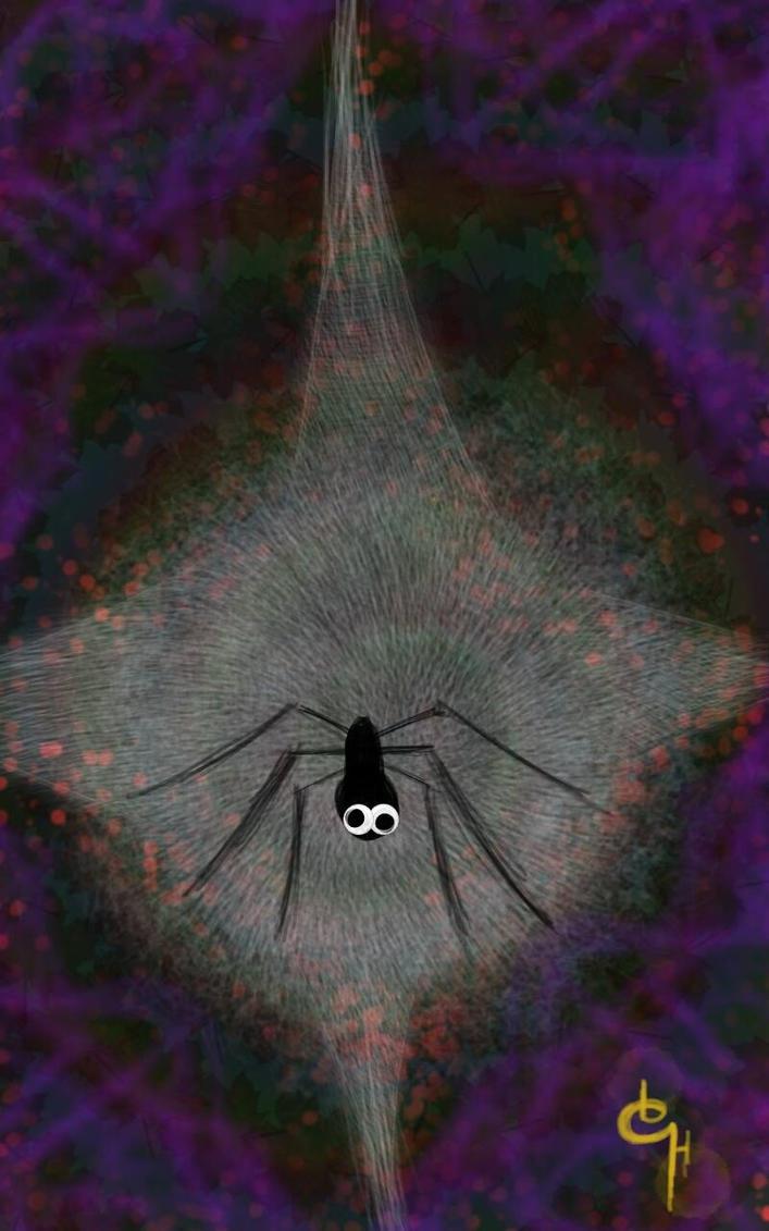 Spider_webb by goutham9986