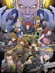 Kingdom Hearts III FanArt