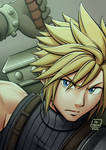 Final Fantasy VII Remake FanArt - Cloud Strife