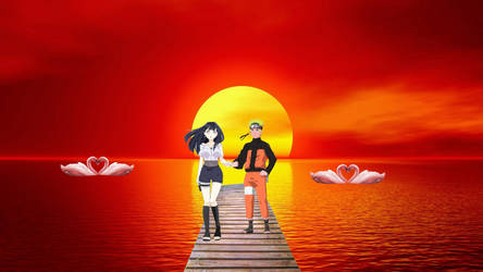 Naruto  Hinata = Love