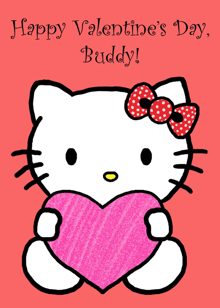 Hello Kitty Valentine By HermioneFrost ...
