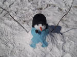 Snowman by HermioneFrost
