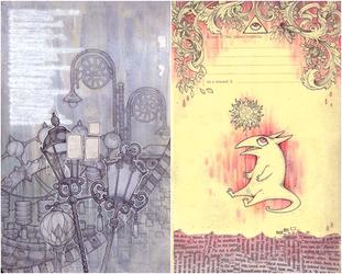 Sketchbook III by Ricefish