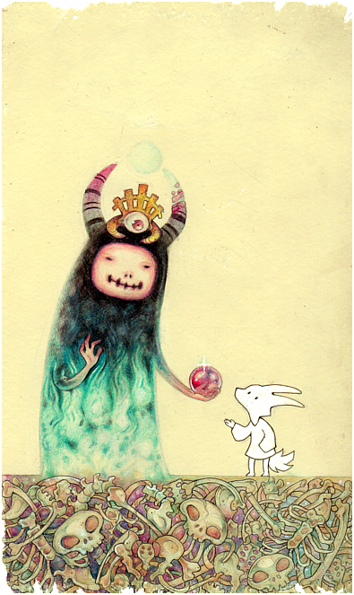sketchbook IV by Ricefish