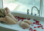 Milkbath with a view by wphotography