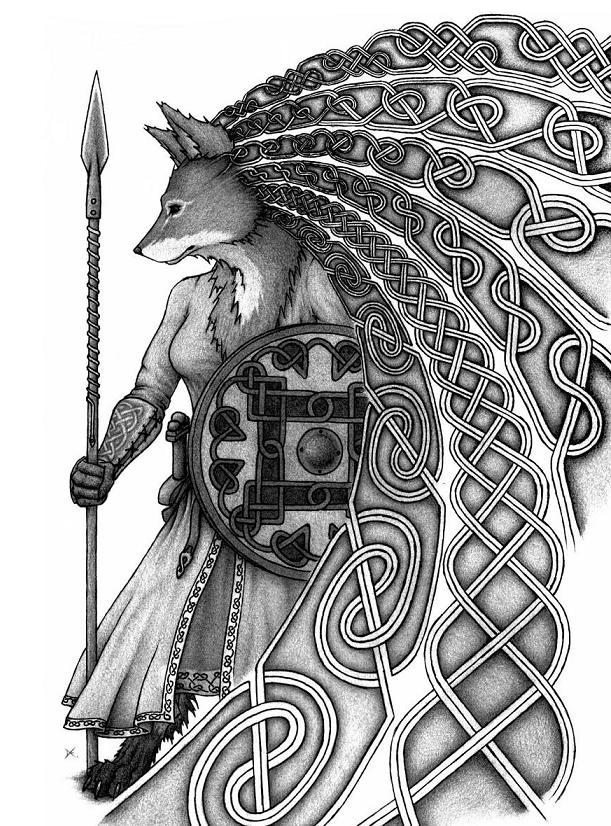 Shield Maiden by 5hape5hifter
