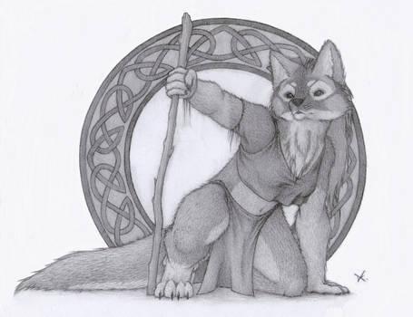 Druid Sketch