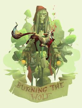Burning the Wolf