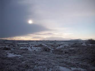 Frozen Sun by Cornish-Ninja