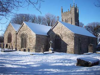 St. Gwinear Church by Cornish-Ninja