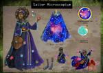 Sailor Microscopium
