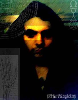BME Tarot: The Magician by shadezero
