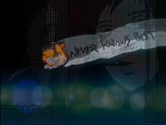 Never Knows Best by shadezero