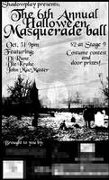 Shadowplay Hallowe'en poster by shadezero