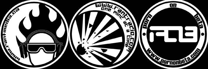 Sticker Trifecta