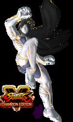Street Fighter V CE - Seth Render