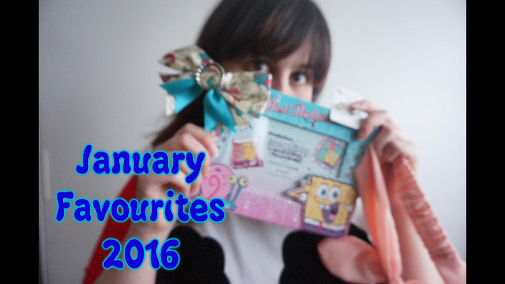 January Fav's 2016 by GD-Lolli