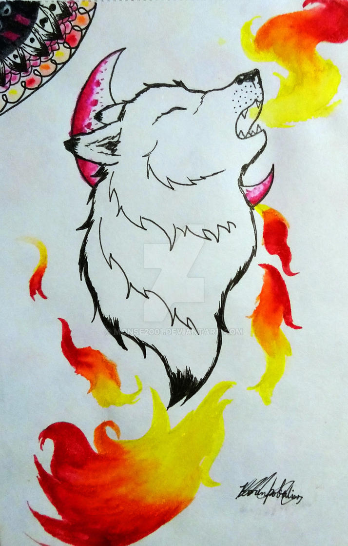 Spirit of fire... by Monse2001