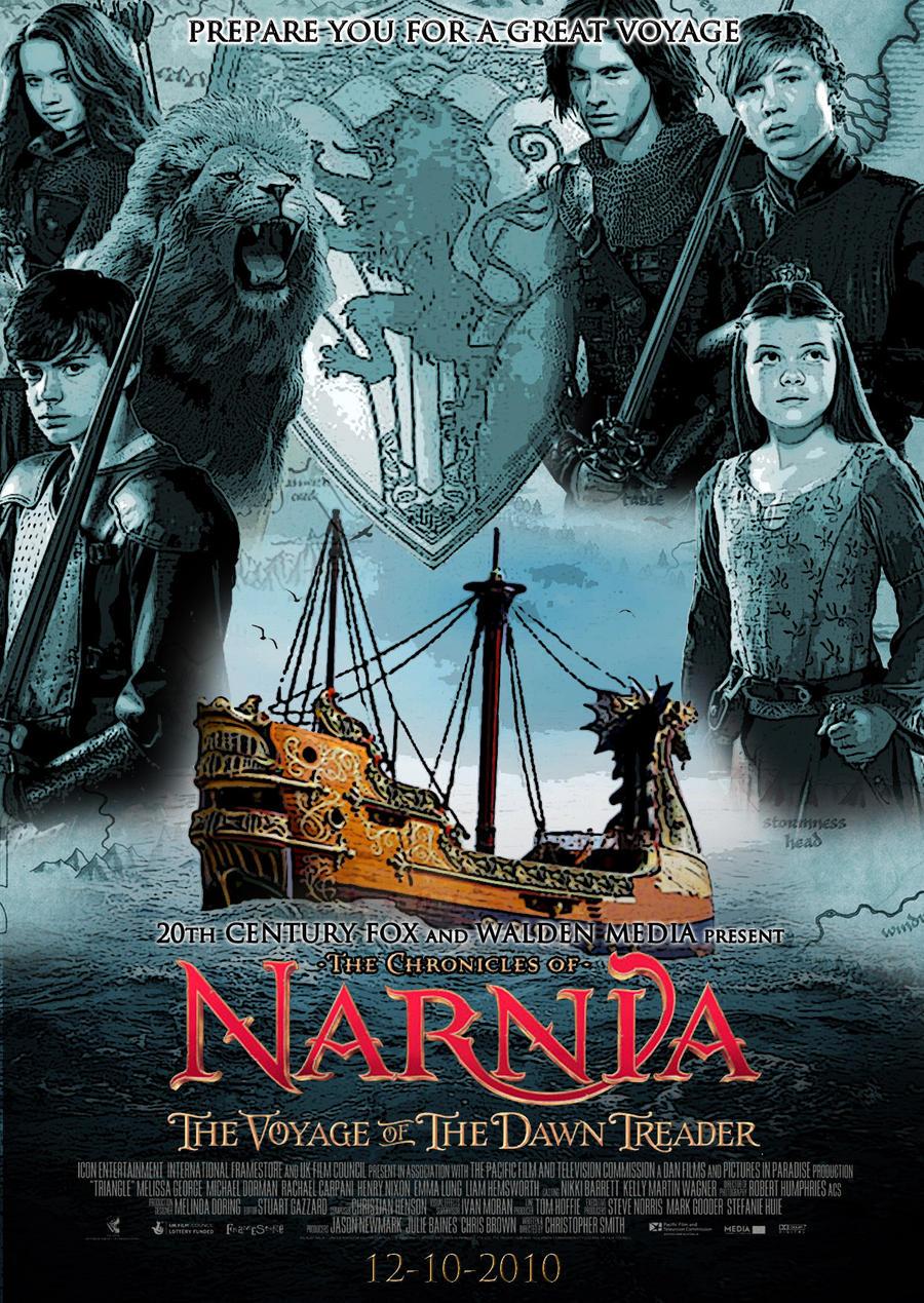 Narnia Günlükleri 3 Türkçe Dublaj indirmeden direk izle