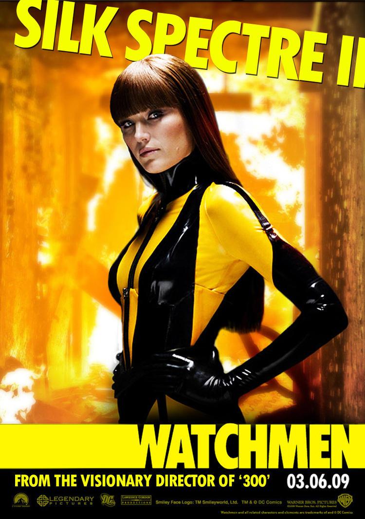Watchmen Silk Spectre ...