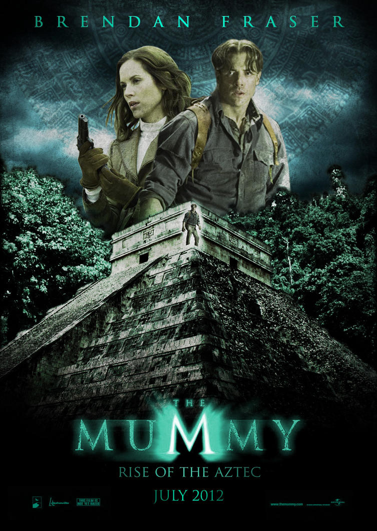 The Mummy 4 Poster by Alecx8