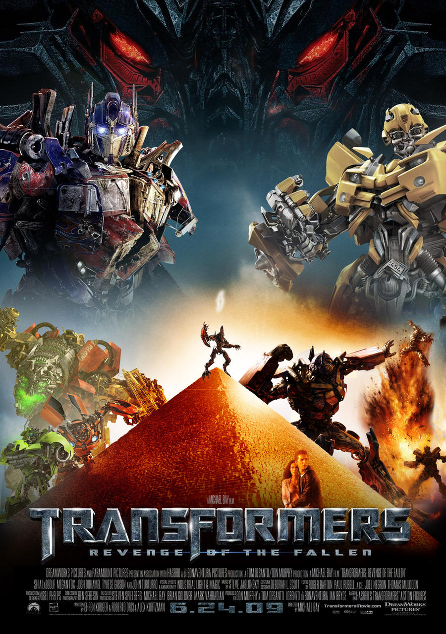 Transformers 2 Poster by Alecx8Transformers 5 Poster