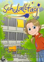 Everyday School Life Poster by Kopanitsak