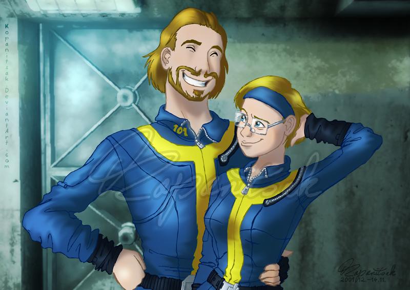 We're a Dream Team, you know? by Kopanitsak