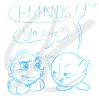 Hands! by Kopanitsak