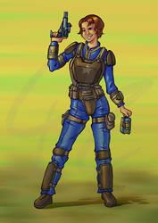 I knew it - Fallout 4 FanArt by Kopanitsak