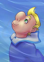 Little Sailor by Kopanitsak