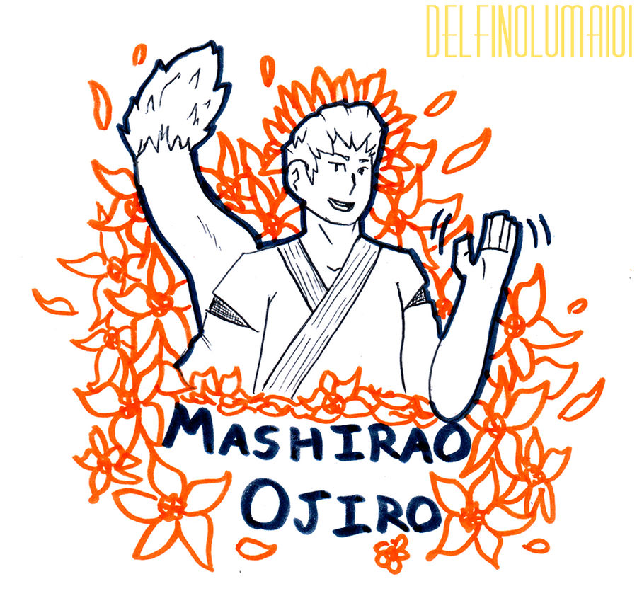 Mashirao Ojiro My Hero Academia By Delfinoluma101 On